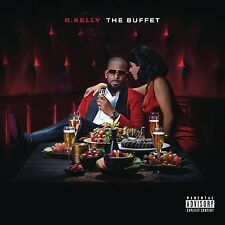 R. KELLY THE BUFFET DELUXE EDITION: CD ALBUM (December 11th 2015)