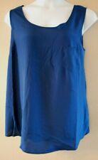 WOMEN'S PLUS SIZE 3X 22W 24W WOVEN BLOUSE TANK - CLOTHING NEW