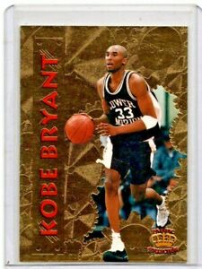 KOBE BRYANT--LAKERS--1996-97 PACIFIC COLLECTION---ROOKIE #PP-6