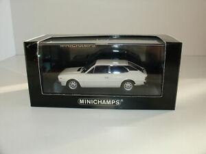 1/43 LANCIA BETA HPE 1981 WHITE by MINICHAMPS