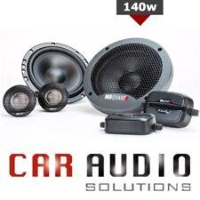 MB Quart Formula 6.5 inch component car speaker system with aluminium dome tweet