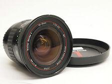 Vivitar Series 1 19-35mm Minolta AF, Sony Alpha mount lens. le scorte No. u6910