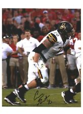 COLBY GOSSETT Signed/Autographed APPALACHIAN STATE MOUNTAINEERS 8x10 Photo w/COA