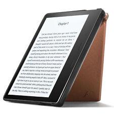 Kindle Oasis 2019 caso | cubierta inteligente Soporte Origami Delgada Ligera | marrón |