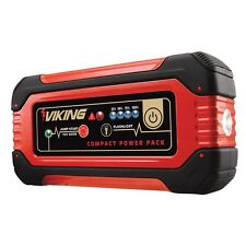 NEW VIKING CAR BOAT RV 12,000 MAH JUMP STARTER POWER PACK WITH 450 AMPS USB 2.0