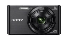 Sony Cyber-shot dsc-w830 20.1 MP Fotocamera Digitale-Nero