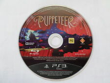 Puppeteer Game CD for PS3 (Play Station-3) - Disc Only