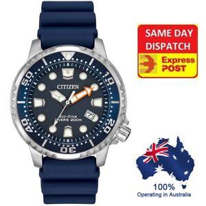 Citizen Promaster Eco-Drive BN0151-09L Mens Marine 200M Divers Watch Solar Power
