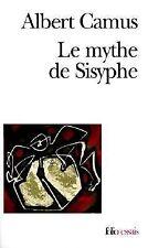 Le Mythe de Sisyphe No. 11 by Albert Camus (1942, Paperback)
