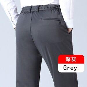 Men Sweatpants Straight Leg Drawstring Pants Gym Fitness Sports Casual Trousers