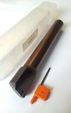 SAU 25mm noioso Bar refrigerante attraverso S636W 30.8mm HEAD Dia CCMT 060202 #G25