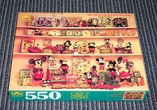 1980's new Disney Character Treasury jigsaw puzzle - 550 pieces NEVER OPENED!!