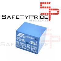 Rele 5v 10A SPDT - SRD-05VDC-SL-A Arduino Electronica DIY REF1478