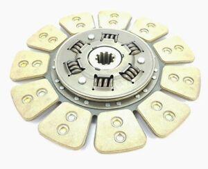 Clutch drive plate 11 paddle, JCB PN: 477/00161, 477/01415, 477/01734, 331/14487
