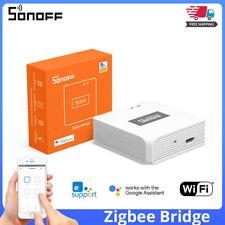 SONOFF Zigbee Bridge Gateway Smart Home Wifi Wireless Remote Switches Timer DIY