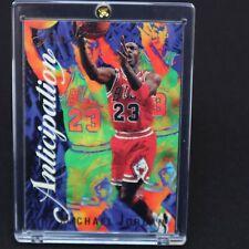 MICHAEL JORDAN 1995-96 FLAIR ANTICIPATION INSERT CARD #2