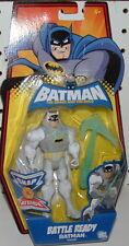 BATMAN - THE BRAVE & THE BOLD - BATTLE READY BATMAN FIGURE
