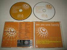 VARIOUS ARTISTS/WE ARE ONE FAMILY(LOW SPIRIT/533 188-2)2xCD ALBUM