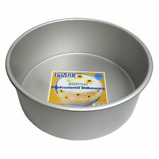 "PME 10x4"" ROUND Circle Aluminium Mold Mould Cake Decorating Baking Tin Pan Tray"
