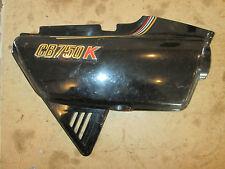 1981 Honda CB750K CB750 CB 750K 750 right side cover frame panel