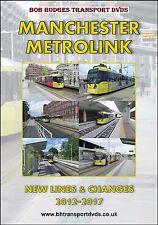 More details for manchester metrolink, new lines & changes, 2012-2017 dvd