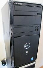pc dell vostro 3900 i5 quadqore 4460@3.20GHz ram4GB ddr3 usb3 monitor muis toets