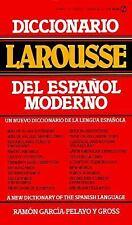 Diccionario Larousse del Espanol Moderno by Ramón García-Pelayo y Gross and...