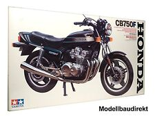 Honda CB 750 f kit 1:6 Tamiya 16020 nuevo & OVP
