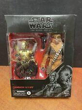 Star Wars 6? Black Series Chewbacca & C-3PO EM7172