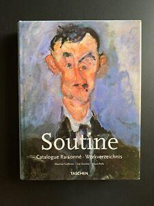 Soutine, catalogue raisonné - TASCHEN