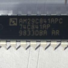 9 x AMD AM29C841APC 29c841 Latch Single 10 Bit Pdip-24