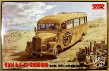 Opel Blitz 3.6 – 47 Omnibus model W39 Ludewig - built, late 1/35 Roden 808