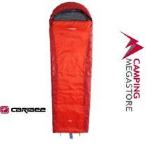 CARIBEE PLASMA LITE 7˚C SLEEPING BAG SPICY RED