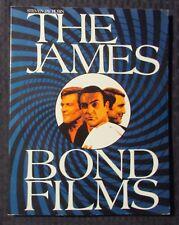 1981 THE JAMES BOND FILMS by Steven Rubin VF- 7.5 Arlington Paperback
