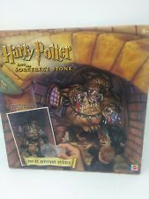 Harry Potter and the Sorcerer's Stone 300 PC Mystery Puzzle New