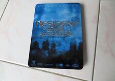 Coffret DVD Steelbox Resident Evil Apocalypse - Comme Neuf