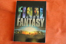 DVD FINAL FANTASY Creatures de l esprit Edition Collector 2 DVD