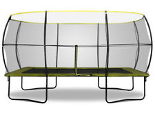 Re-Bo Jump 2 10 X 14ft Trampoline with Halo II Enclosure - BJ2H10X14