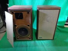 Vintage Advent Loudspeaker Floor Speakers by Henry E. Kloss - See Details