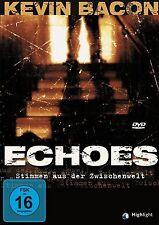 Echoes - Kevin Bacon # DVD * OVP * NEU