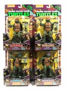 TEENAGE MUTANT NINJA TURTLES SDCC 2014 TRU Exclusive 1990 Movie TMNT Playmates