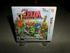 The Legend Of Zelda Tri Force Heroes Nintendo 2DS 3DS Game