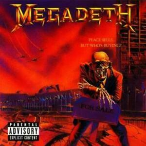 Megadeth : Peace Sells... But Who's Buying? CD Remastered Album (2004)