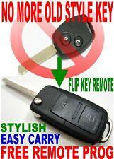 FLIP KEY REMOTE FOR 06-2008 HONDA JAZZ FIT IMMOBILIZER CHIP KEYLESS ENTRY FOB 3V