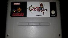 Chrono Trigger SNES Super Nintendo PAL en italiano