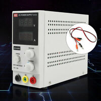 Adjustable Variable digital display Switching DC Power Supply 30V 5A fast Ship