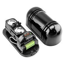 Alarm Dual Beam Photoelectric Infrared Detector 100M Home & Garden Security DI