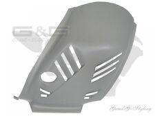 Heckdurchgang Unterboden MTKT Heck Verkleidung Silber Keeway RY8 Focus F-act 50