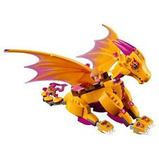 Lego Elves 41175 Fire Dragon Only. NEW Unbuilt. NO Minifigs or Box DRAGON ONLY