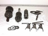6-speed Transmission Assembly 01-02 Ducati  MONSTER S4 916